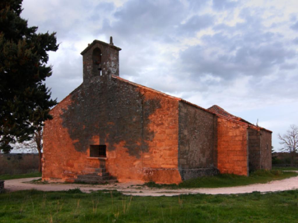 Ermita de la Virgen del Castillo - Yecla de Yeltes