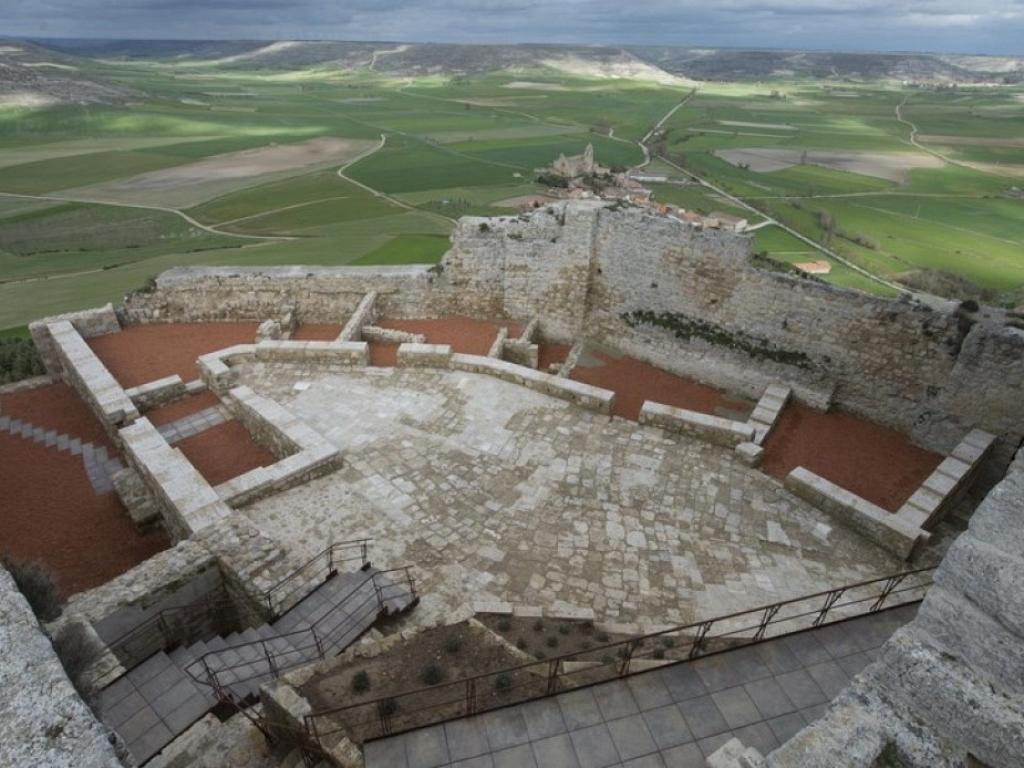 Castrojeriz - castillo