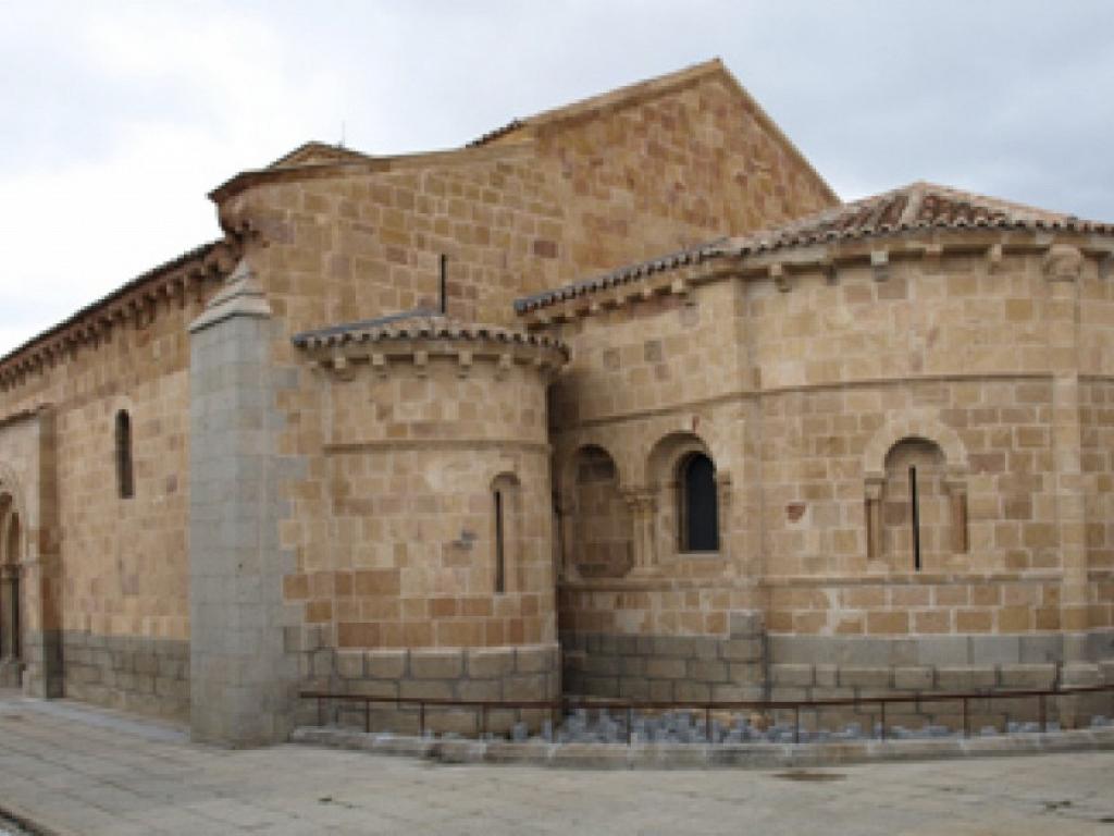 Ávila - Iglesia de San Andrés