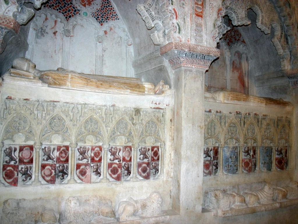 Estudios antropológicos y documentales de los sepulcros de la iglesia de San Esteban