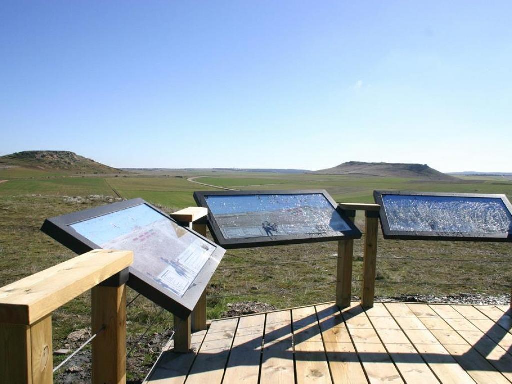 Sitio histórico de la Batalla de Los Arapiles-Arapiles