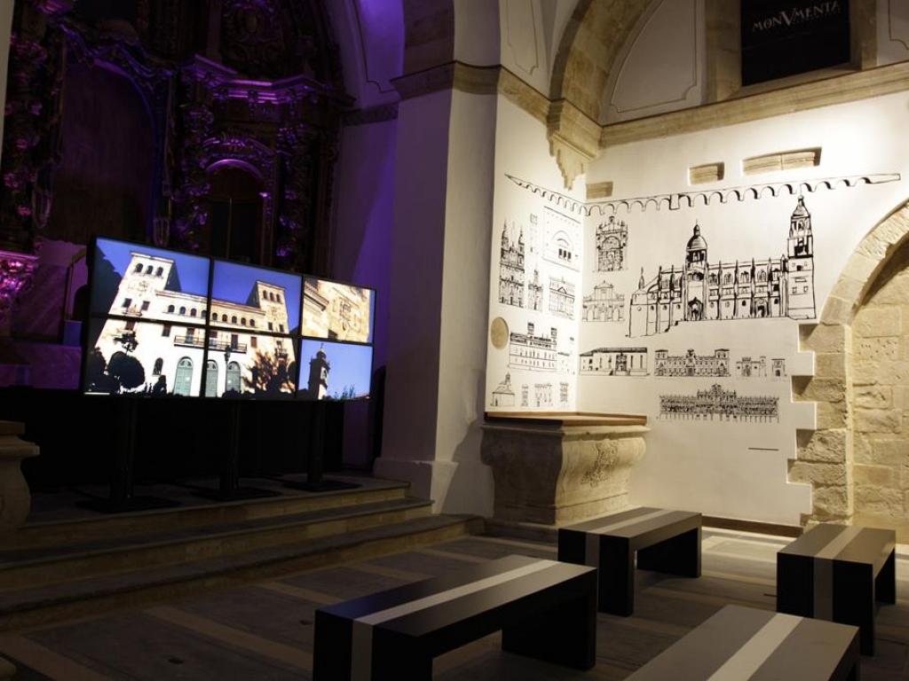 Monumenta Salmanticae-Centro de interpretación del patrimonio arquitectónico y urbano de Salamanca