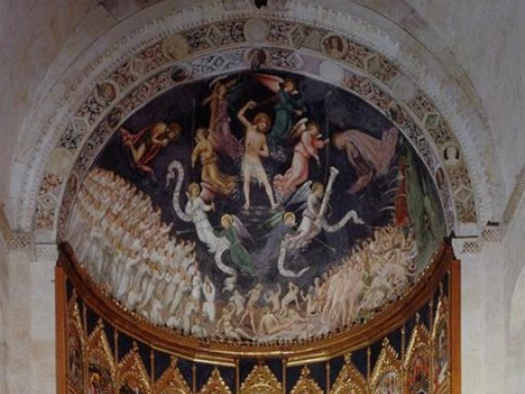 Retablo Mayor de la Catedral Vieja-Salamanca