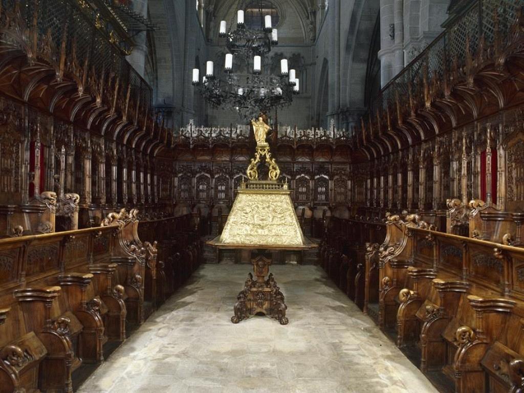 Sillería del Coro de la Catedral-Ciudad Rodrigo