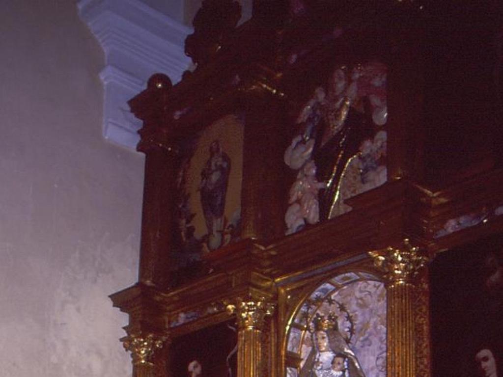 Ávila - Iglesia de San Nicolás de Bari