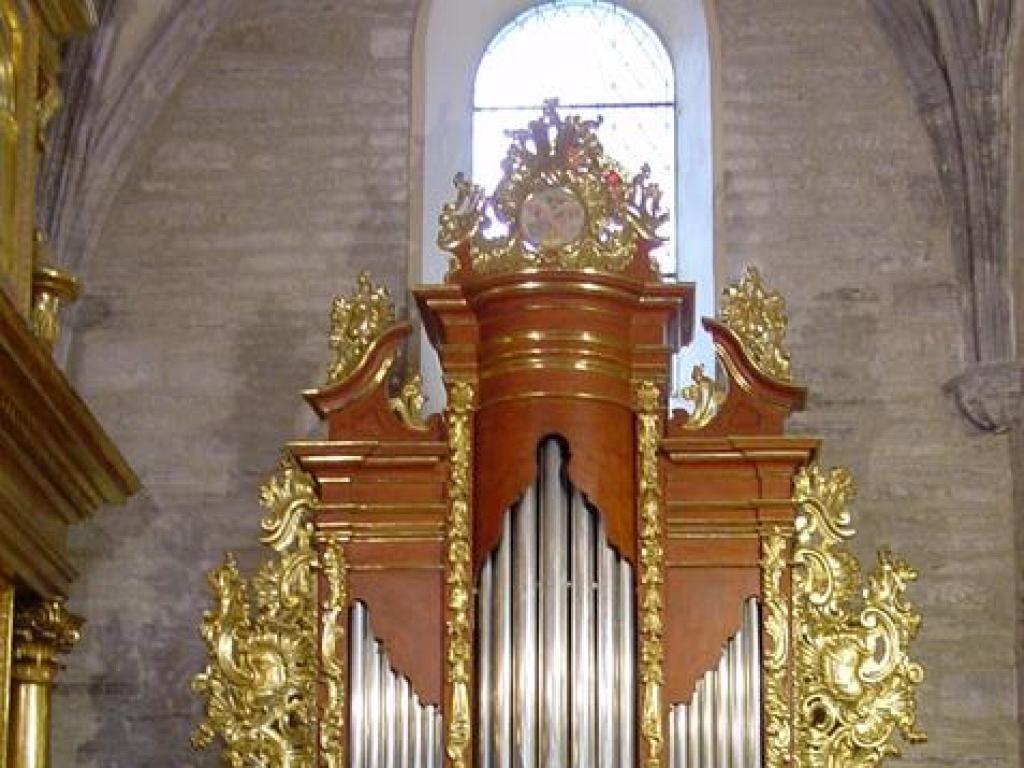 Belorado - Órgano del Monasterio de Santa Clara