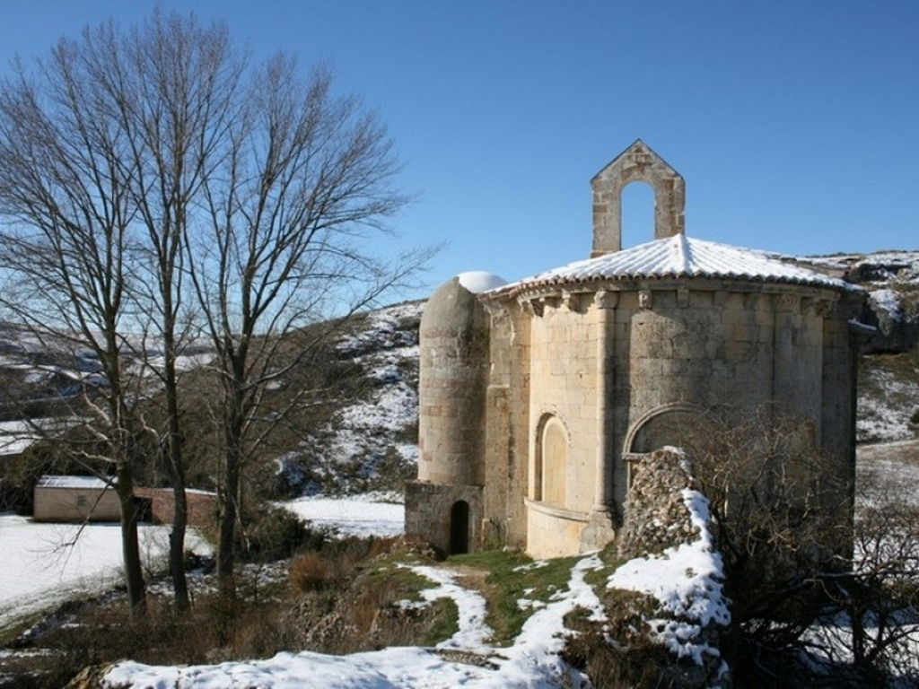 Ermita de Santa Cecilia - Vallespinoso de Aguilar