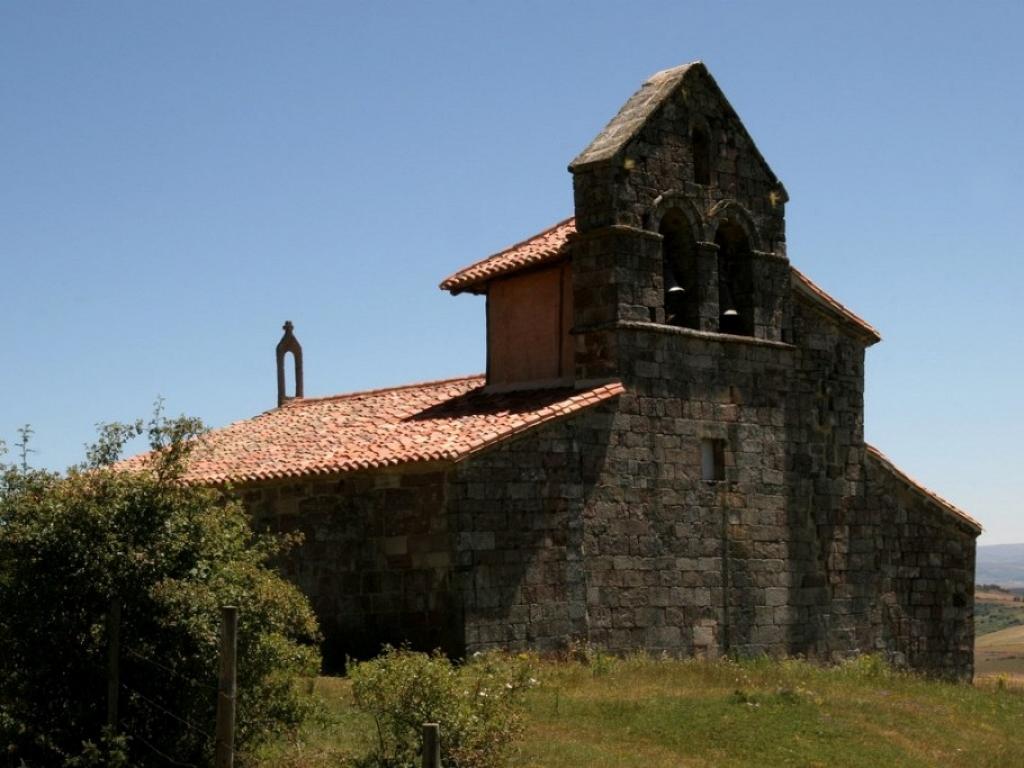 Iglesia de San Pedro - Villabellaco