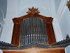Órgano de José Otorel en la iglesia de San Miguel Arcángel - Hornillos de Eresma
