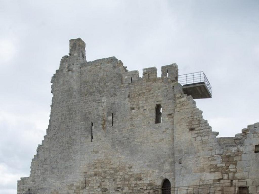 Castillo de Castrojeriz, Burgos