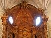 Berlanga de Duero - Retablo mayor de la colegiata de Nuestra Señora del Mercado
