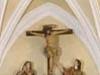 Villavicencio de los Caballeros - Retablo mayor de la iglesia de La Asunción