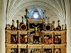 Toro - Retablo de la Iglesia de Santo Tomás Cantuariense
