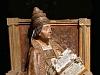 Doce tallas de Alejo de Vahía del museo diocesano y catedralicio