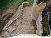 Trabajos arqueológicos en el castillo de Villalonso