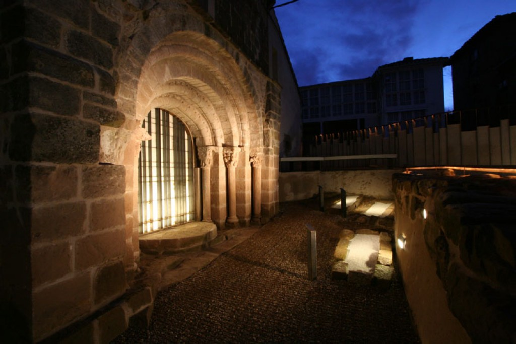 Cillamayor - Iglesia de Santa María la Real