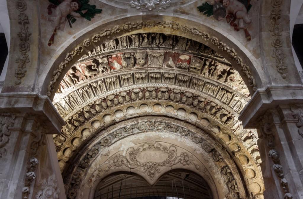 Iglesia de San Martín de Tours - Salamanca