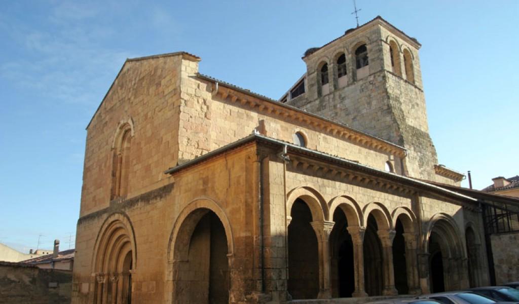 Iglesia de la Trinidad - Segovia