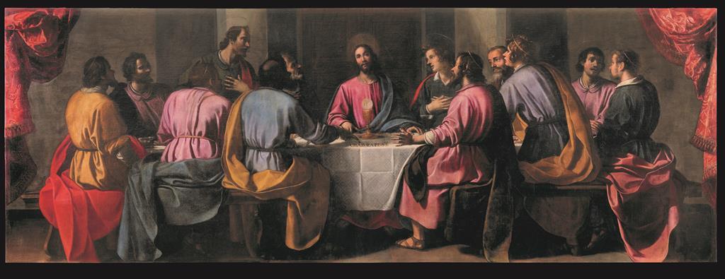 Colección de pintura florentina del convento de las Descalzas Reales