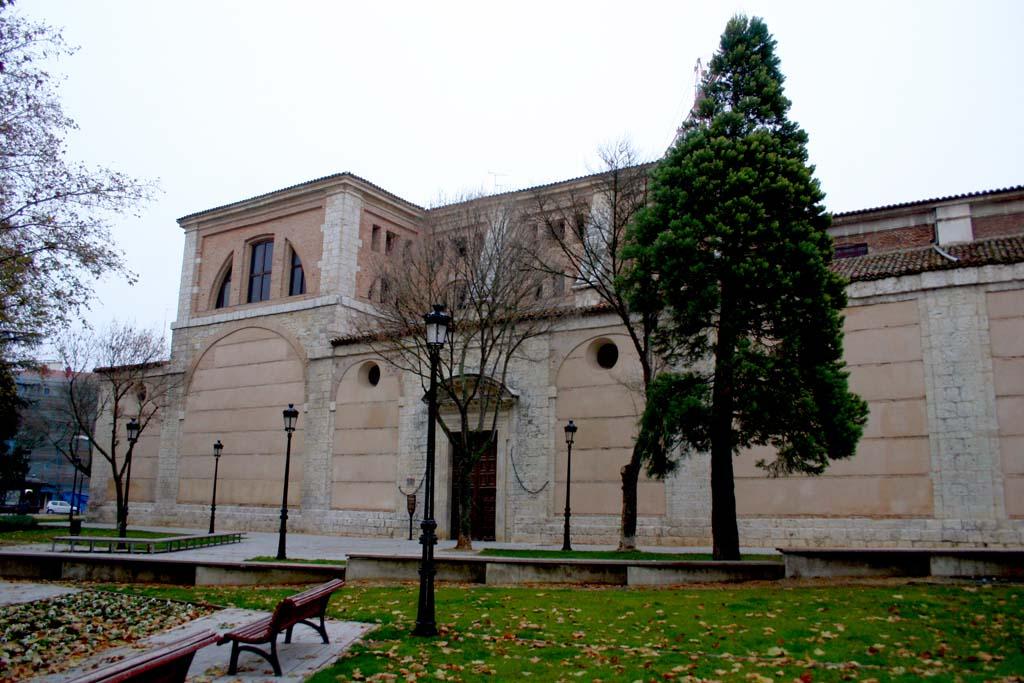 Valladolid - Iglesia de Santa María la Real de las Huelgas