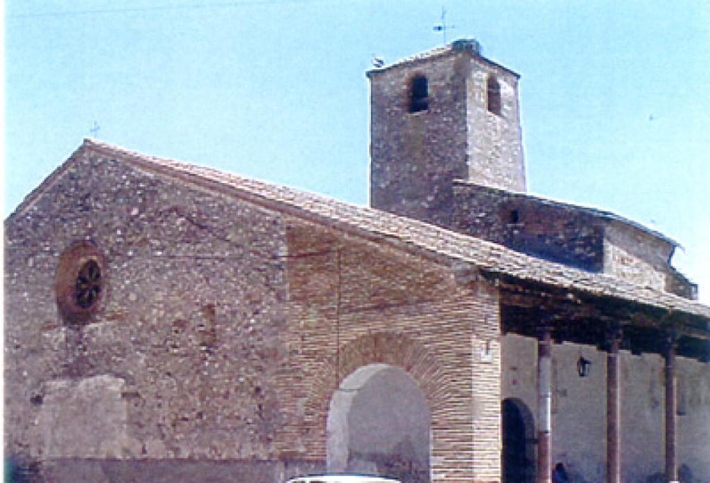Restauración de la Iglesia del Salvador - Fuentepelayo
