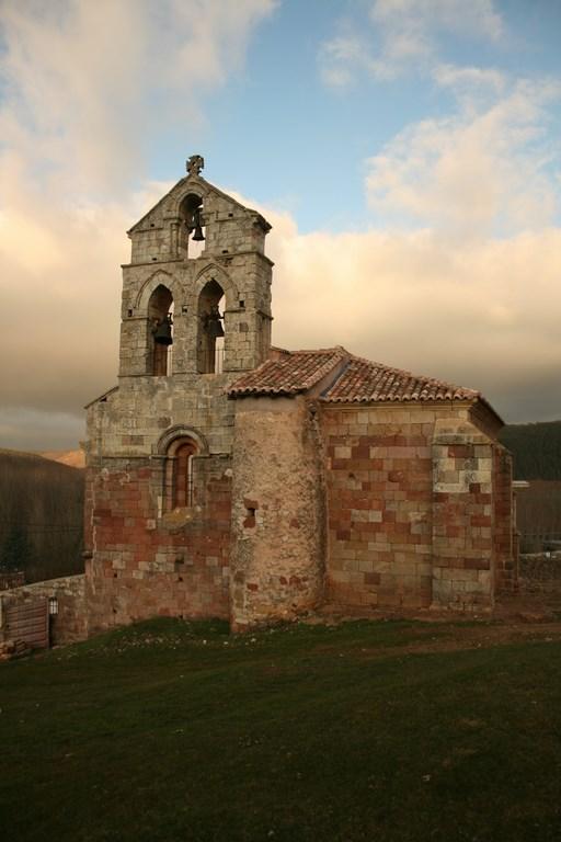 Nogales de Pisuerga - Iglesia de San Juan Bautista