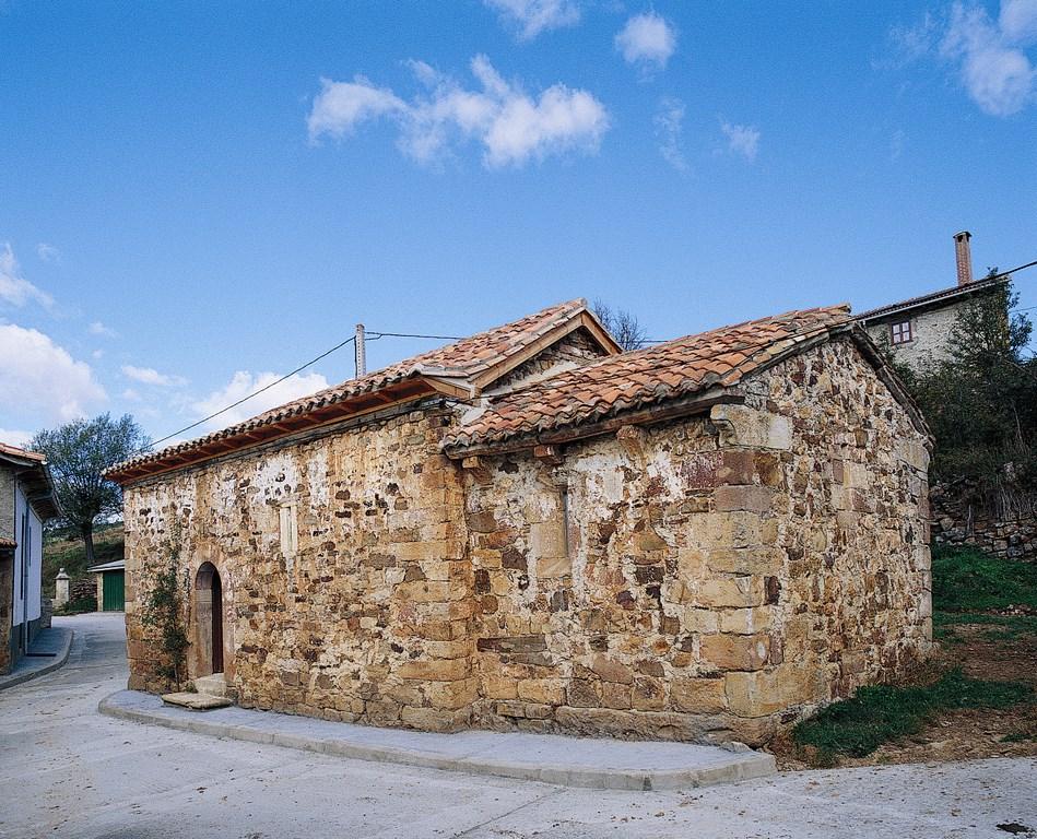 San Felices de Castillería - Ermita de Nuestra Señora de la Asunción